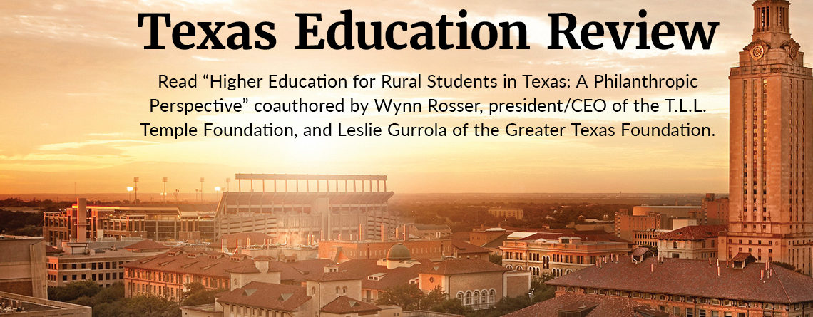 Texas Education Review